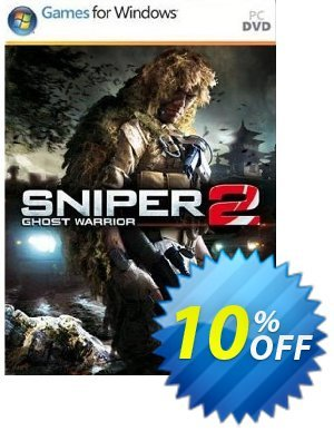 Sniper Ghost Warrior 2 - Limited Edition (PC) 프로모션 코드 Sniper Ghost Warrior 2 - Limited Edition (PC) Deal 프로모션: Sniper Ghost Warrior 2 - Limited Edition (PC) Exclusive Easter Sale offer for iVoicesoft