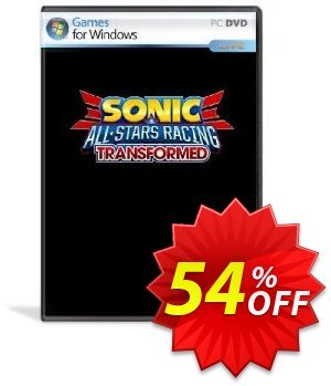 Sonic & All-Stars Racing Transformed (PC) discount coupon Sonic & All-Stars Racing Transformed (PC) Deal - Sonic & All-Stars Racing Transformed (PC) Exclusive Easter Sale offer for iVoicesoft