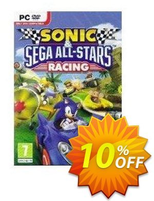 Sonic & SEGA All-Stars Racing (PC) Coupon discount Sonic & SEGA All-Stars Racing (PC) Deal. Promotion: Sonic & SEGA All-Stars Racing (PC) Exclusive Easter Sale offer for iVoicesoft