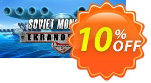 Soviet Monsters Ekranoplans PC Gutschein rabatt Soviet Monsters Ekranoplans PC Deal Aktion: Soviet Monsters Ekranoplans PC Exclusive Easter Sale offer for iVoicesoft