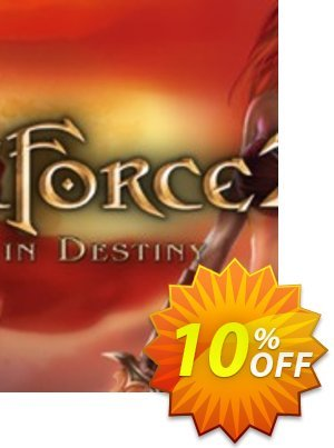 SpellForce 2 Faith in Destiny PC 프로모션 코드 SpellForce 2 Faith in Destiny PC Deal 프로모션: SpellForce 2 Faith in Destiny PC Exclusive Easter Sale offer for iVoicesoft