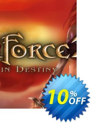 SpellForce 2 Faith in Destiny PC discount coupon SpellForce 2 Faith in Destiny PC Deal - SpellForce 2 Faith in Destiny PC Exclusive Easter Sale offer for iVoicesoft