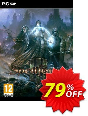 SpellForce 3 PC discount coupon SpellForce 3 PC Deal - SpellForce 3 PC Exclusive Easter Sale offer for iVoicesoft