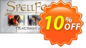 SpellForce Platinum Edition PC discount coupon SpellForce Platinum Edition PC Deal - SpellForce Platinum Edition PC Exclusive Easter Sale offer for iVoicesoft