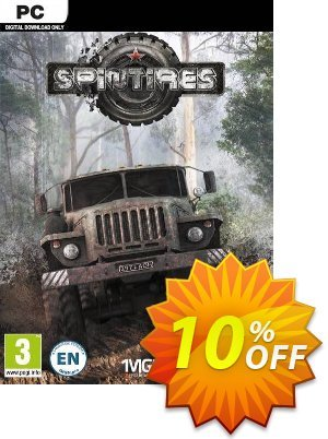 Spintires The Original Game PC discount coupon Spintires The Original Game PC Deal - Spintires The Original Game PC Exclusive Easter Sale offer for iVoicesoft