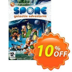 Spore: Galactic Adventures - Expansion Pack (PC and Mac) 프로모션 코드 Spore: Galactic Adventures - Expansion Pack (PC and Mac) Deal 프로모션: Spore: Galactic Adventures - Expansion Pack (PC and Mac) Exclusive Easter Sale offer for iVoicesoft