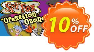 "Spy Fox 3 ""Operation Ozone"" PC Coupon discount Spy Fox 3 ""Operation Ozone"" PC Deal. Promotion: Spy Fox 3 ""Operation Ozone"" PC Exclusive Easter Sale offer for iVoicesoft"