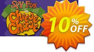 Spy Fox In Cheese Chase PC discount coupon Spy Fox In Cheese Chase PC Deal - Spy Fox In Cheese Chase PC Exclusive Easter Sale offer for iVoicesoft