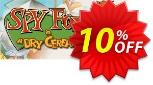 "Spy Fox in ""Dry Cereal"" PC discount coupon Spy Fox in ""Dry Cereal"" PC Deal - Spy Fox in ""Dry Cereal"" PC Exclusive Easter Sale offer for iVoicesoft"