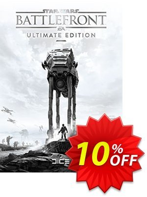Star Wars Battlefront Ultimate Edition PC discount coupon Star Wars Battlefront Ultimate Edition PC Deal - Star Wars Battlefront Ultimate Edition PC Exclusive Easter Sale offer for iVoicesoft