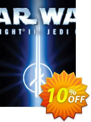 STAR WARS Jedi Knight II Jedi Outcast PC discount coupon STAR WARS Jedi Knight II Jedi Outcast PC Deal - STAR WARS Jedi Knight II Jedi Outcast PC Exclusive Easter Sale offer for iVoicesoft