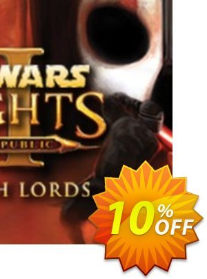 STAR WARS Knights of the Old Republic II The Sith Lords PC 프로모션 코드 STAR WARS Knights of the Old Republic II The Sith Lords PC Deal 프로모션: STAR WARS Knights of the Old Republic II The Sith Lords PC Exclusive Easter Sale offer for iVoicesoft