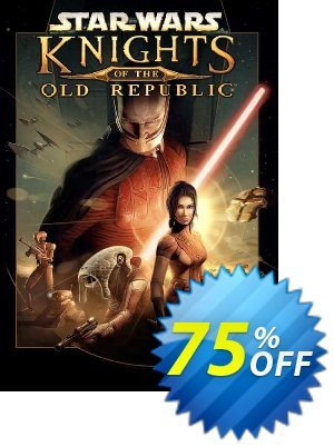 Star Wars - Knights of the Old Republic PC 프로모션 코드 Star Wars - Knights of the Old Republic PC Deal 프로모션: Star Wars - Knights of the Old Republic PC Exclusive Easter Sale offer for iVoicesoft