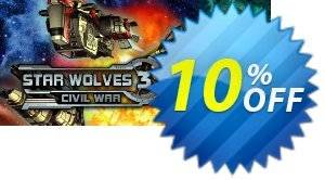 Star Wolves 3 Civil War PC discount coupon Star Wolves 3 Civil War PC Deal - Star Wolves 3 Civil War PC Exclusive Easter Sale offer for iVoicesoft