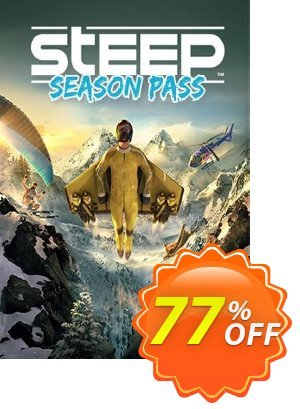 Steep PC Season Pass割引コード・Steep PC Season Pass Deal キャンペーン:Steep PC Season Pass Exclusive Easter Sale offer for iVoicesoft