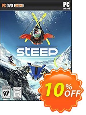 Steep PC (US) discount coupon Steep PC (US) Deal - Steep PC (US) Exclusive Easter Sale offer for iVoicesoft