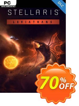 Stellaris: Leviathans Story Pack DLC 프로모션 코드 Stellaris: Leviathans Story Pack DLC Deal 프로모션: Stellaris: Leviathans Story Pack DLC Exclusive Easter Sale offer for iVoicesoft