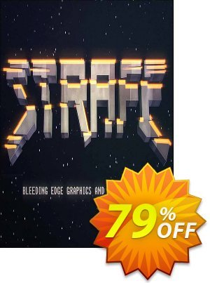 Strafe PC discount coupon Strafe PC Deal - Strafe PC Exclusive Easter Sale offer for iVoicesoft