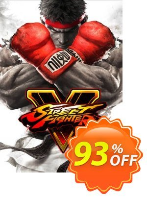 Street Fighter V 5 PC discount coupon Street Fighter V 5 PC Deal - Street Fighter V 5 PC Exclusive Easter Sale offer for iVoicesoft