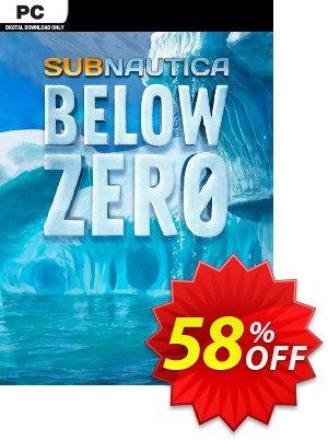 Subnautica Below Zero PC Coupon discount Subnautica Below Zero PC Deal. Promotion: Subnautica Below Zero PC Exclusive Easter Sale offer for iVoicesoft