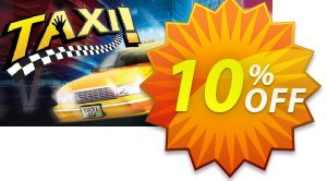 Taxi PC 優惠券,折扣碼 Taxi PC Deal,促銷代碼: Taxi PC Exclusive Easter Sale offer for iVoicesoft
