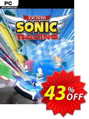 Team Sonic Racing PC Coupon discount Team Sonic Racing PC Deal. Promotion: Team Sonic Racing PC Exclusive Easter Sale offer for iVoicesoft