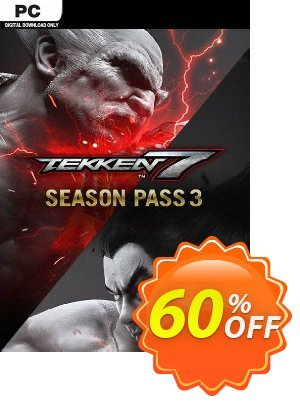 TEKKEN 7 - Season Pass 3 PC discount coupon TEKKEN 7 - Season Pass 3 PC Deal - TEKKEN 7 - Season Pass 3 PC Exclusive Easter Sale offer for iVoicesoft