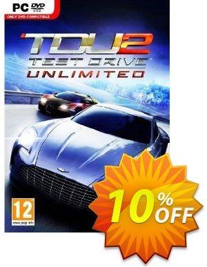 Test Drive Unlimited 2 (PC) 프로모션 코드 Test Drive Unlimited 2 (PC) Deal 프로모션: Test Drive Unlimited 2 (PC) Exclusive Easter Sale offer for iVoicesoft