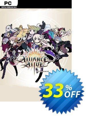 The Alliance Alive HD Remastered PC 프로모션 코드 The Alliance Alive HD Remastered PC Deal 프로모션: The Alliance Alive HD Remastered PC Exclusive Easter Sale offer for iVoicesoft