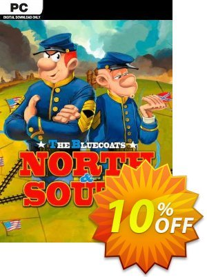 The Bluecoats North vs South PC Coupon discount The Bluecoats North vs South PC Deal. Promotion: The Bluecoats North vs South PC Exclusive Easter Sale offer for iVoicesoft