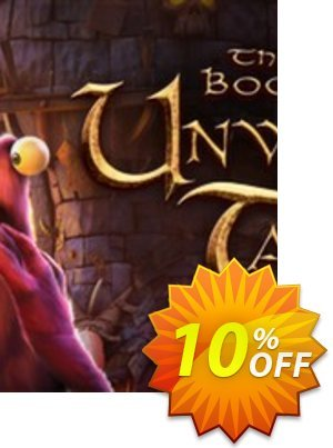 The Book of Unwritten Tales PC 프로모션 코드 The Book of Unwritten Tales PC Deal 프로모션: The Book of Unwritten Tales PC Exclusive Easter Sale offer for iVoicesoft