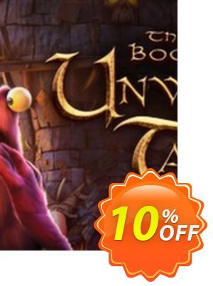 The Book of Unwritten Tales PC discount coupon The Book of Unwritten Tales PC Deal - The Book of Unwritten Tales PC Exclusive Easter Sale offer for iVoicesoft
