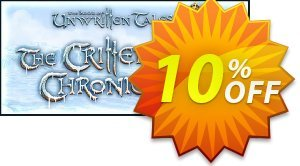 The Book of Unwritten Tales The Critter Chronicles PC discount coupon The Book of Unwritten Tales The Critter Chronicles PC Deal - The Book of Unwritten Tales The Critter Chronicles PC Exclusive Easter Sale offer for iVoicesoft
