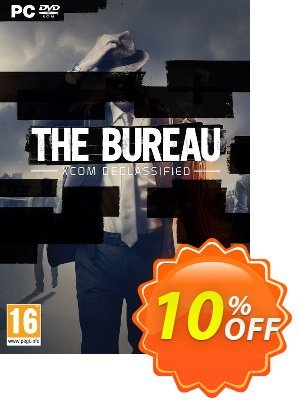The Bureau: XCOM Declassified (PC) Coupon, discount The Bureau: XCOM Declassified (PC) Deal. Promotion: The Bureau: XCOM Declassified (PC) Exclusive Easter Sale offer for iVoicesoft