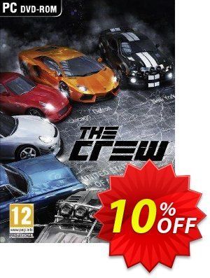 The Crew PC 優惠券,折扣碼 The Crew PC Deal,促銷代碼: The Crew PC Exclusive Easter Sale offer for iVoicesoft