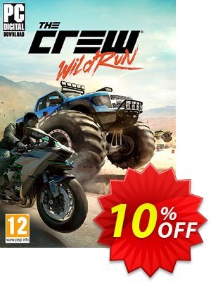 The Crew Wild Run Expansion PC discount coupon The Crew Wild Run Expansion PC Deal - The Crew Wild Run Expansion PC Exclusive Easter Sale offer for iVoicesoft