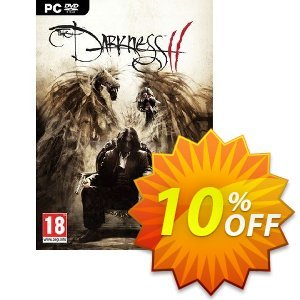 The Darkness II 2 PC Coupon discount The Darkness II 2 PC Deal. Promotion: The Darkness II 2 PC Exclusive Easter Sale offer for iVoicesoft