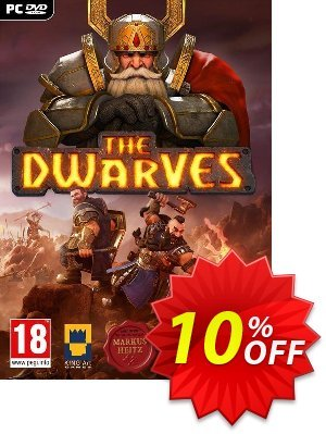 The Dwarves PC Coupon discount The Dwarves PC Deal. Promotion: The Dwarves PC Exclusive Easter Sale offer for iVoicesoft