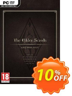 The Elder Scrolls Anthology PC 프로모션 코드 The Elder Scrolls Anthology PC Deal 프로모션: The Elder Scrolls Anthology PC Exclusive Easter Sale offer for iVoicesoft