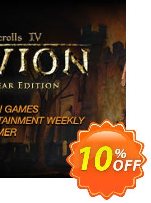 The Elder Scrolls IV Oblivion Game of the Year Edition PC discount coupon The Elder Scrolls IV Oblivion Game of the Year Edition PC Deal - The Elder Scrolls IV Oblivion Game of the Year Edition PC Exclusive Easter Sale offer for iVoicesoft