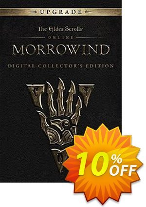 The Elder Scrolls Online - Morrowind Digital Collectors Edition Upgrade PC discount coupon The Elder Scrolls Online - Morrowind Digital Collectors Edition Upgrade PC Deal - The Elder Scrolls Online - Morrowind Digital Collectors Edition Upgrade PC Exclusive Easter Sale offer for iVoicesoft