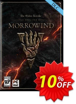The Elder Scrolls Online - Morrowind Upgrade PC + DLC Coupon, discount The Elder Scrolls Online - Morrowind Upgrade PC + DLC Deal. Promotion: The Elder Scrolls Online - Morrowind Upgrade PC + DLC Exclusive Easter Sale offer for iVoicesoft