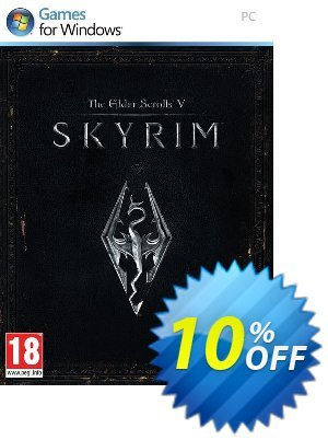 The Elder Scrolls V 5: Skyrim (PC) discount coupon The Elder Scrolls V 5: Skyrim (PC) Deal - The Elder Scrolls V 5: Skyrim (PC) Exclusive Easter Sale offer for iVoicesoft