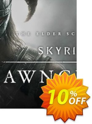 The Elder Scrolls V Skyrim Dawnguard PC Coupon discount The Elder Scrolls V Skyrim Dawnguard PC Deal. Promotion: The Elder Scrolls V Skyrim Dawnguard PC Exclusive Easter Sale offer for iVoicesoft