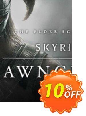 The Elder Scrolls V Skyrim Dawnguard PC discount coupon The Elder Scrolls V Skyrim Dawnguard PC Deal - The Elder Scrolls V Skyrim Dawnguard PC Exclusive Easter Sale offer for iVoicesoft