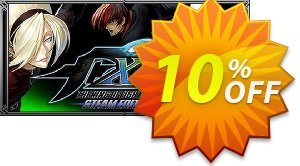 THE KING OF FIGHTERS XIII STEAM EDITION PC discount coupon THE KING OF FIGHTERS XIII STEAM EDITION PC Deal - THE KING OF FIGHTERS XIII STEAM EDITION PC Exclusive Easter Sale offer for iVoicesoft