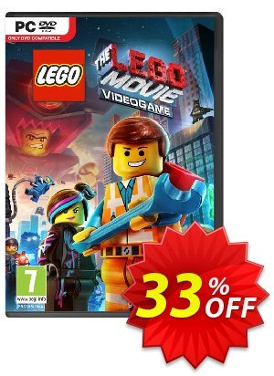 The LEGO Movie: Videogame PC discount coupon The LEGO Movie: Videogame PC Deal - The LEGO Movie: Videogame PC Exclusive Easter Sale offer for iVoicesoft