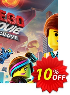The LEGO Movie Videogame PC 프로모션 코드 The LEGO Movie Videogame PC Deal 프로모션: The LEGO Movie Videogame PC Exclusive Easter Sale offer for iVoicesoft
