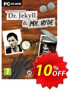 The Mysterious case of Dr Jekyll and Mr Hyde (PC) Coupon discount The Mysterious case of Dr Jekyll and Mr Hyde (PC) Deal. Promotion: The Mysterious case of Dr Jekyll and Mr Hyde (PC) Exclusive Easter Sale offer for iVoicesoft
