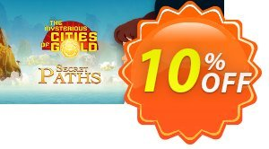 The Mysterious Cities of Gold PC discount coupon The Mysterious Cities of Gold PC Deal - The Mysterious Cities of Gold PC Exclusive Easter Sale offer for iVoicesoft